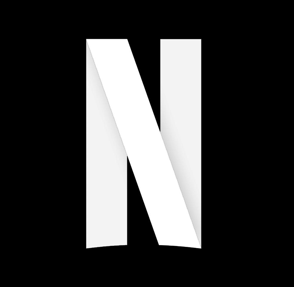 Netflix Icon Iphone Photo App App Icon Black App