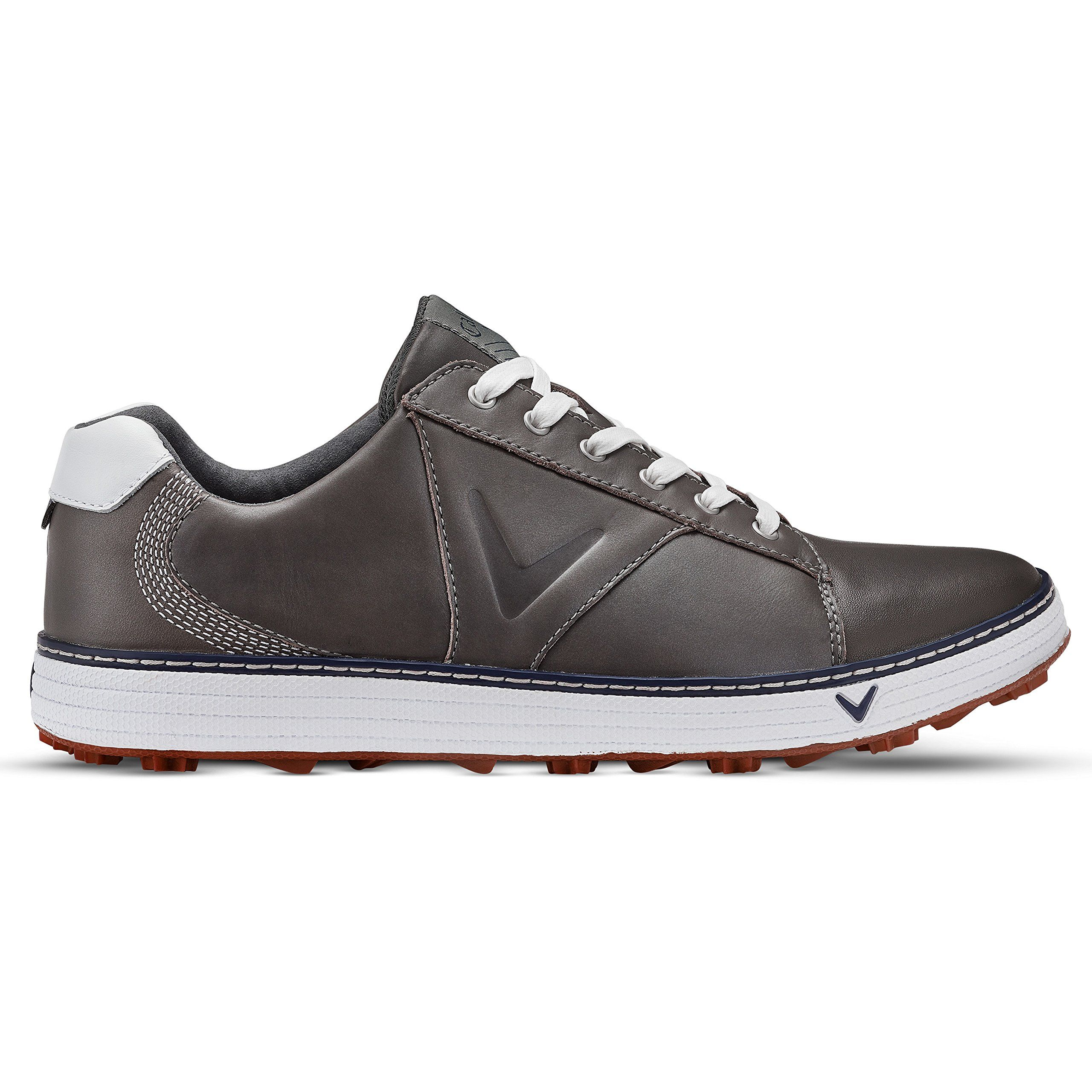 Golf Shoes Callaway Golf 2018 Mens Del Mar Series Retro Spikeless Golf Shoes Grey 8uk Check Out The P Spikeless Golf Shoes Golf Shoes Golf Outfits Women
