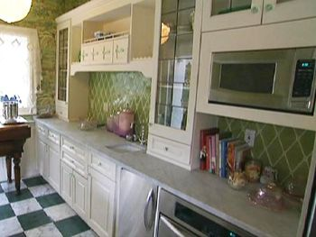 Kirstie Alley S Kansas Home Kitchens Nate Berkus And Walls