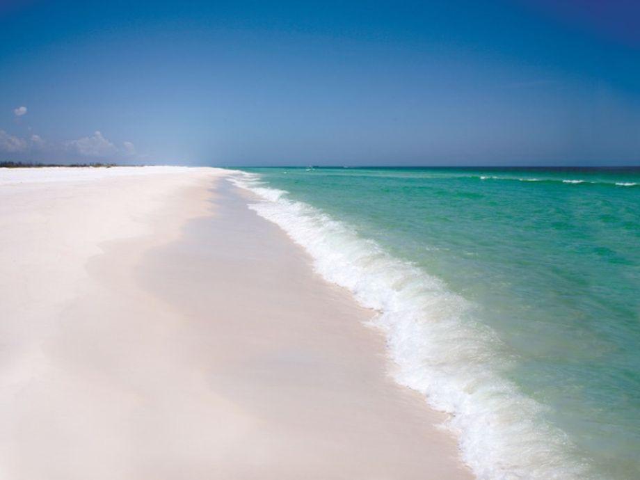 Johnson Beach Southwest Of Pensacola