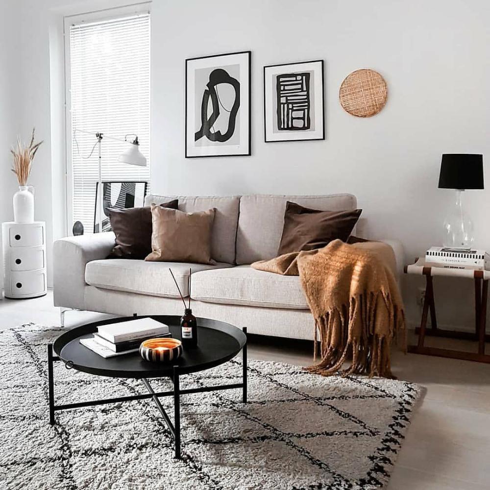 Photo of 62 фото скандинавский стиль в интерьере гостиной