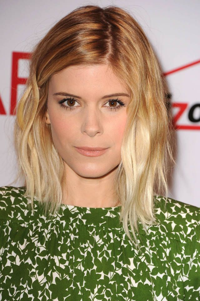 Best Celebrity Long Hairstyles trendy simple hairstyle