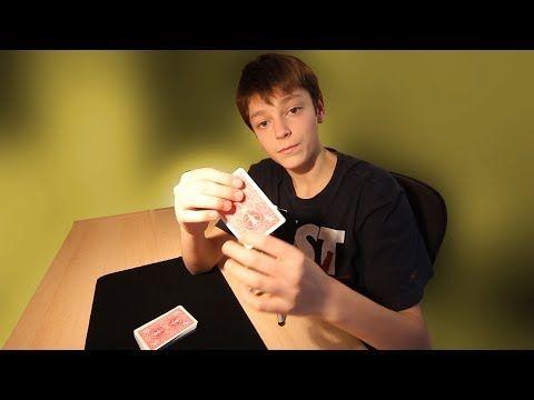 tour de magie carte qui rend fou