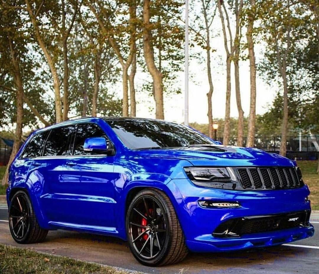 Image May Contain Car And Outdoor Srt Jeep Jeep Srt8 Cars Usa