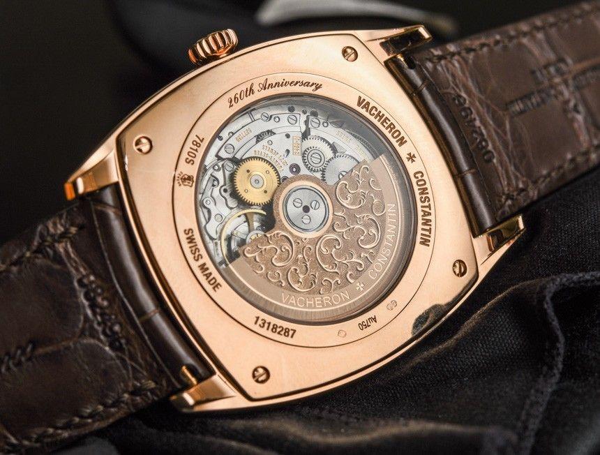 Vacheron Constantin Harmony Dual Time Watch Hands-On