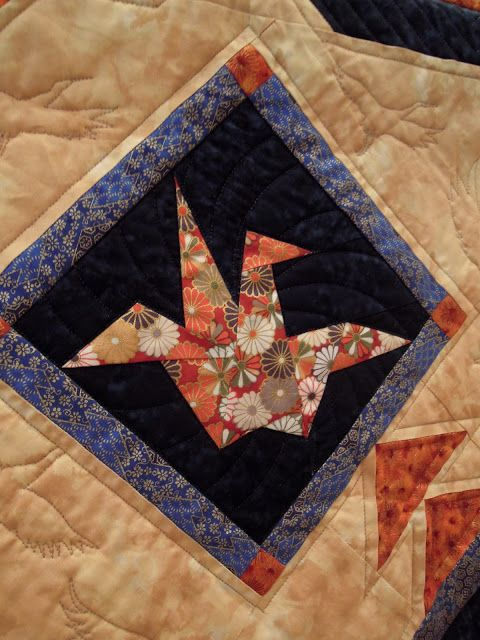 Imagine World Peace Symbolism In Cloth Asian Quilt Inspiration