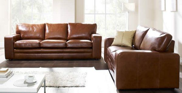 The Sofa Collection Bronx Premium Leather Sofa by Forest Sofa