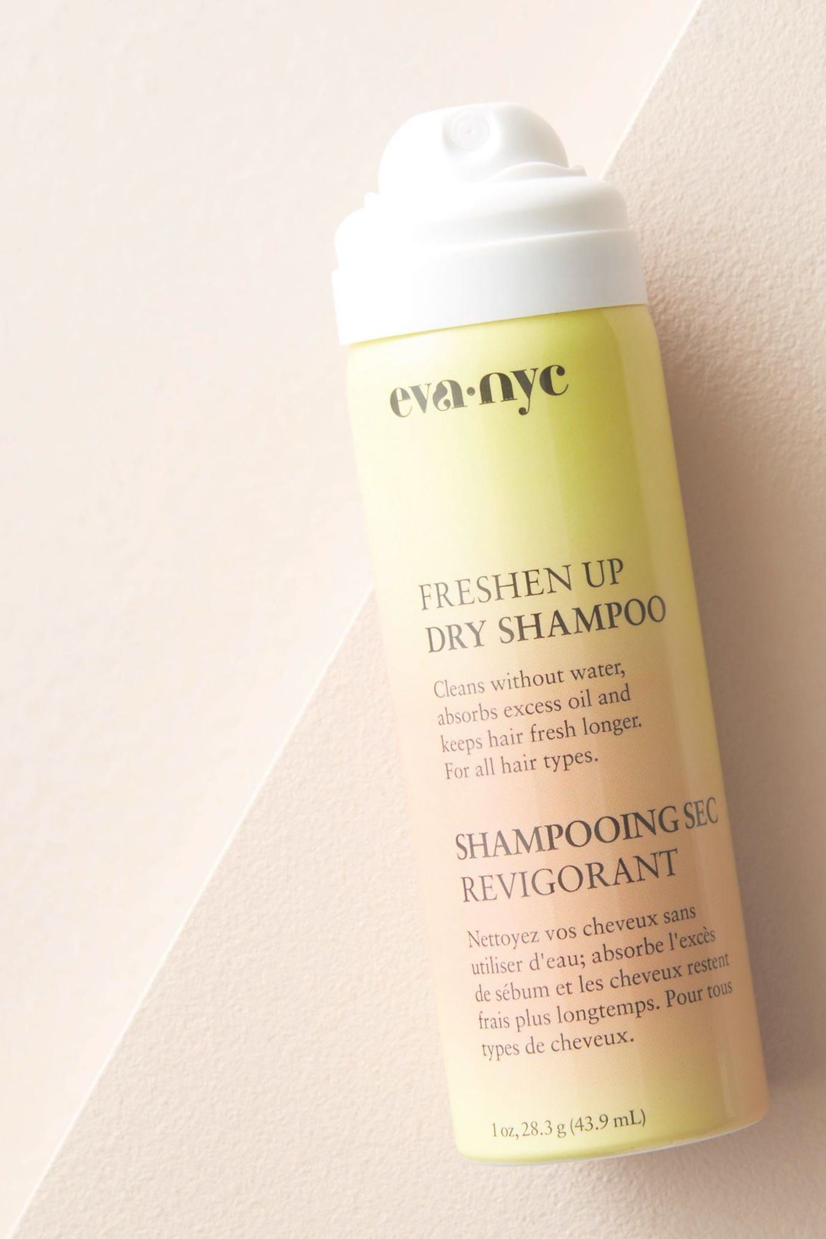 Eva Nyc Travel Freshen Up Dry Shampoo By In Yellow Size All Bath Body At Anthropologie Dry Shampoo Eva Nyc Shampoo