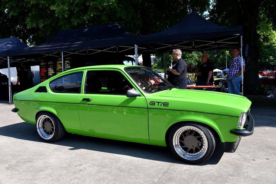 8 Internationales Opel Kaw Fahrwerkstechnik Opel Classic Cars Muscle Cool Cars
