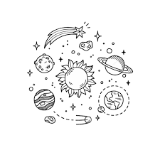 Easy Trippy Planets Drawing Google Search Planet Drawing
