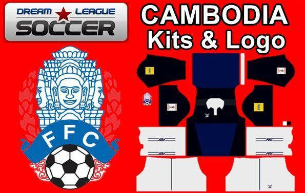 f614d2af6 Dream League Soccer Kits Cambodia 2017-18 with Logo URL 512x512 ...