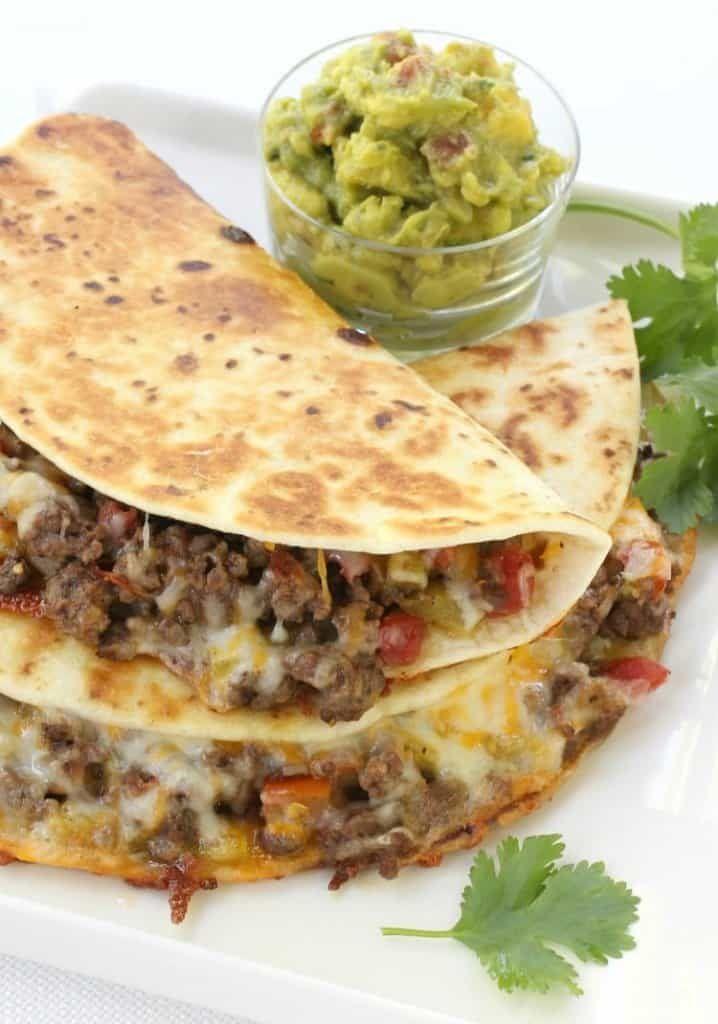 Pan Fried Beef Tacos | A crispy, Fried Taco Recipe