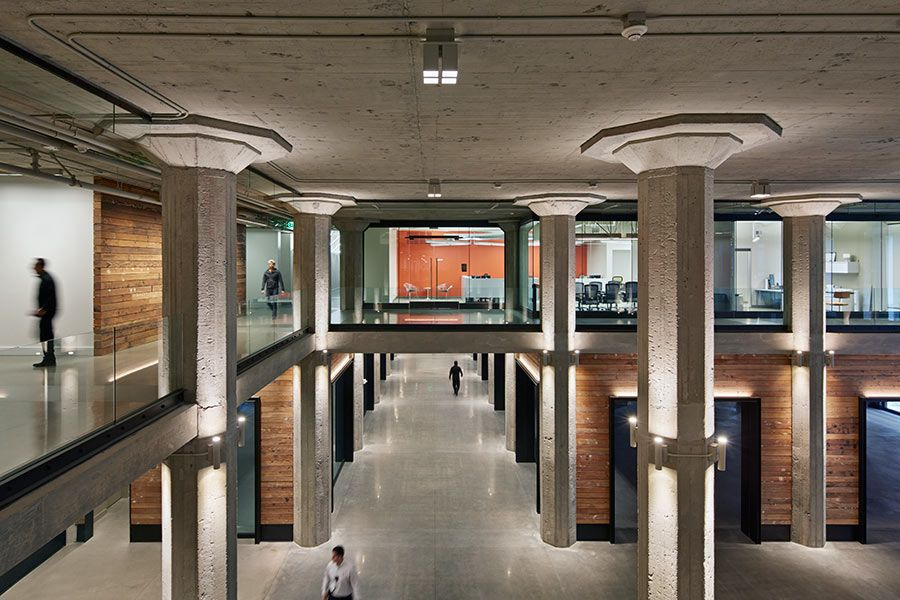 Nice 1335 Market: Twitter Headquarters Lundberg Design And IA Interior Architects