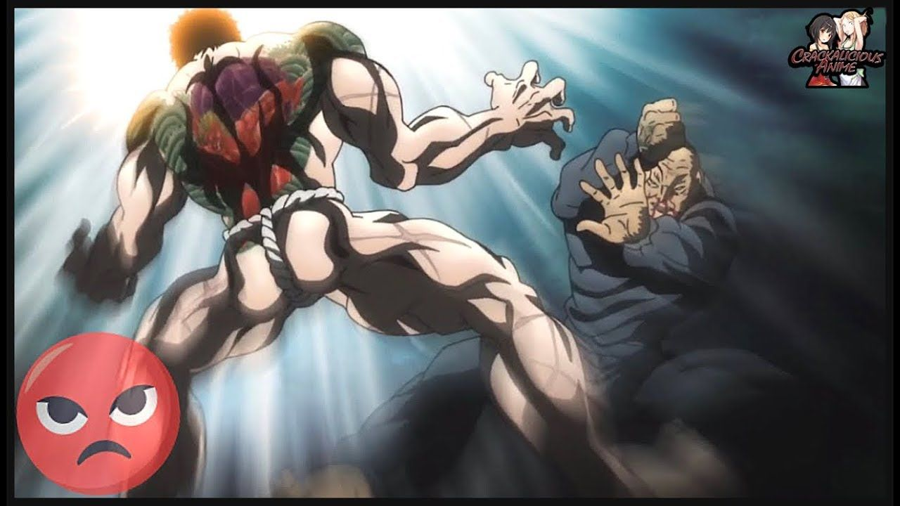 Speck Vs Hanayama 💪 Baki ONA episode 5 | anime | Episode 5
