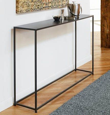 Room Design Trends Modern Console Tables For Interior Decorating