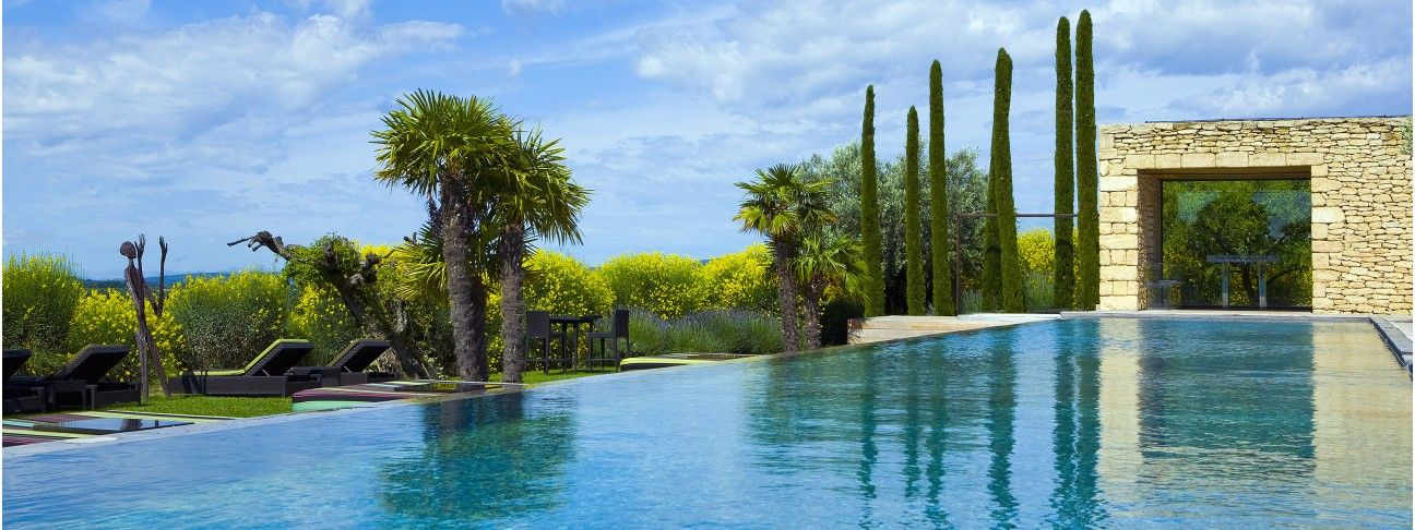Domaine Des Andeols Hotel Provence France