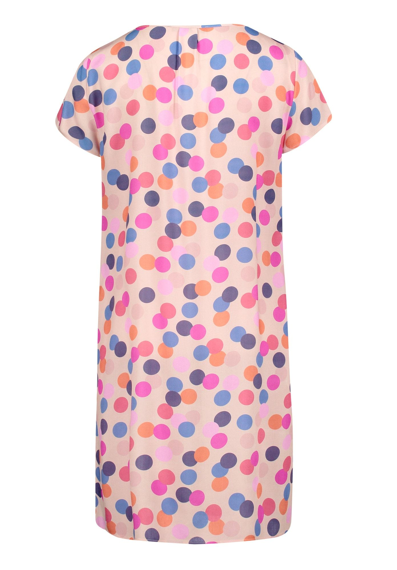 Betty Barclay Kleid Damen, Blau / Lila / Orange / Rosa, Größe 19