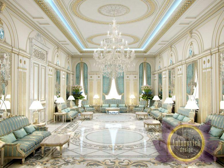 Majlis Interior Design In Dubai Luxury Photo 4