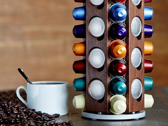 Vishiku View n Brew Nespresso Pod Holder | Nespresso pod ...