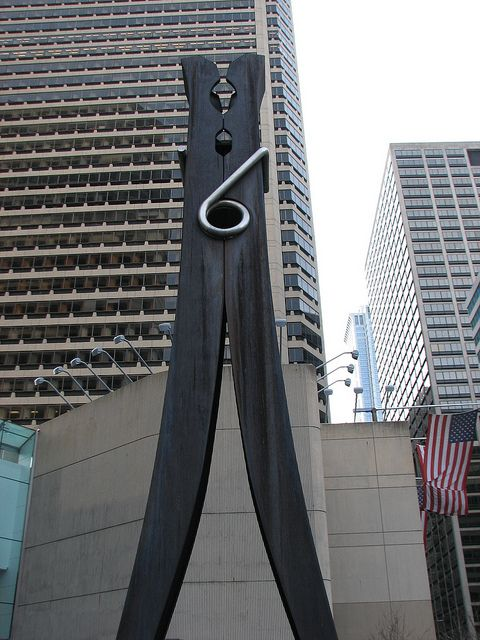 World S Largest Clothespin Roadside Attractions Worlds Largest