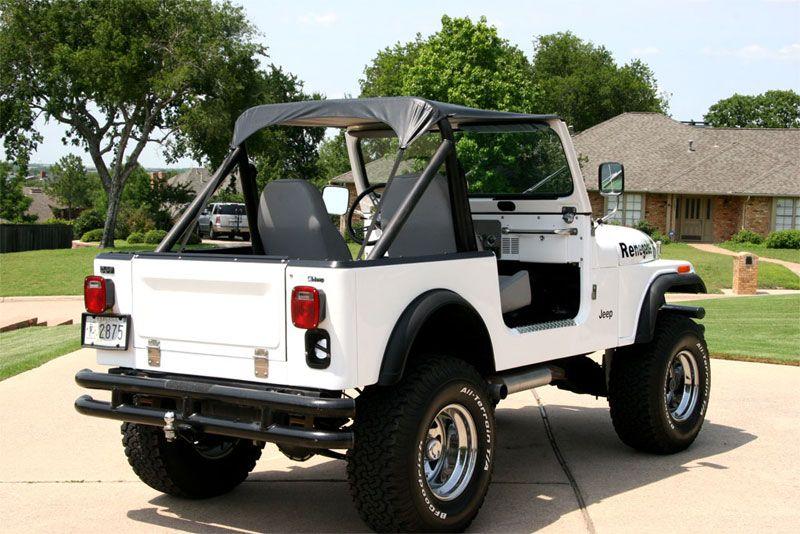 1977 Jeep CJ7 - V8 | Jeep CJ 7 | Pinterest | Jeep cj7, Jeeps and Jeep cj