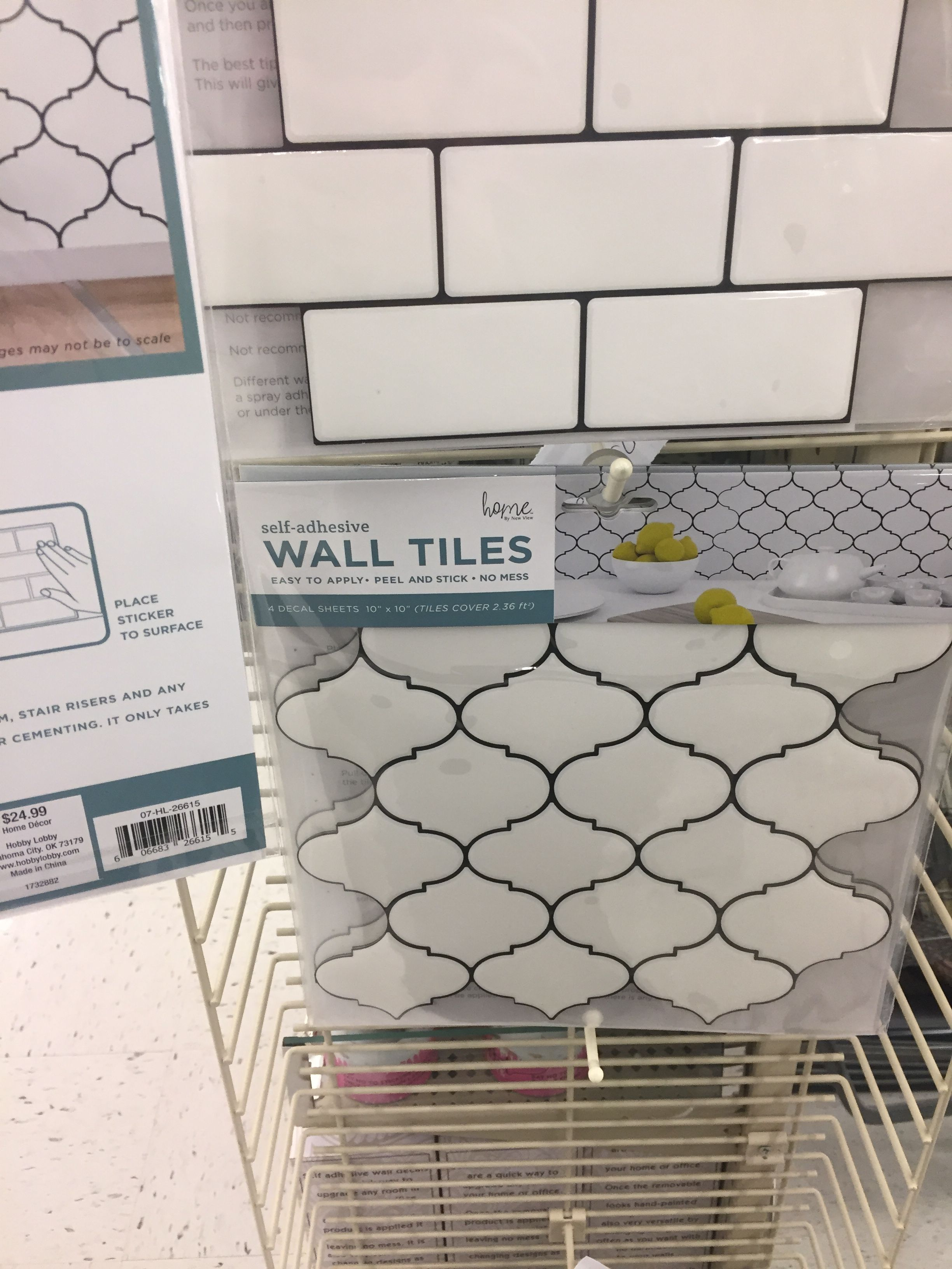 Laundry Tub Backsplash Hobby Lobby Laundry Tubs Wall Tiles