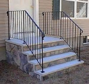 Ordinaire Prefab Stairs: Good Touch For Good Purpose : Prefab Concrete Outdoor Stairs