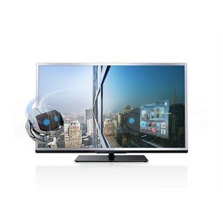 """Philips 46PFL4508K 46"""" 200Hz Wi-Fi HD UYDU ALICILI SMART 3D LED TV 2210 TL - Kampanya Takip"""