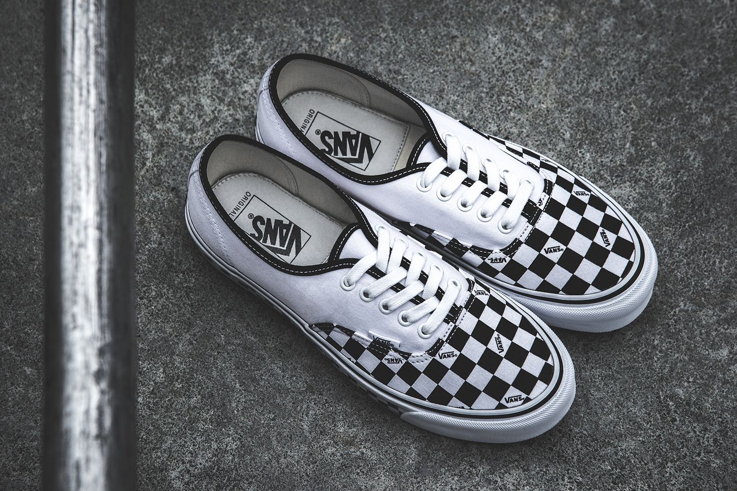 dae8702a1d6215 Vans Vault OG Authentic LX X Neighborhood