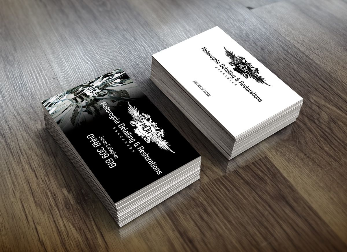 Motorcycle Business Cards Templates Ideas Business Card