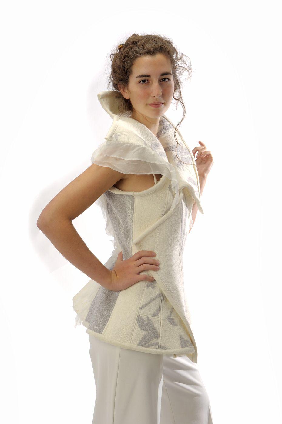 Annette Frye, ACE, #fiber wearable artist 2015