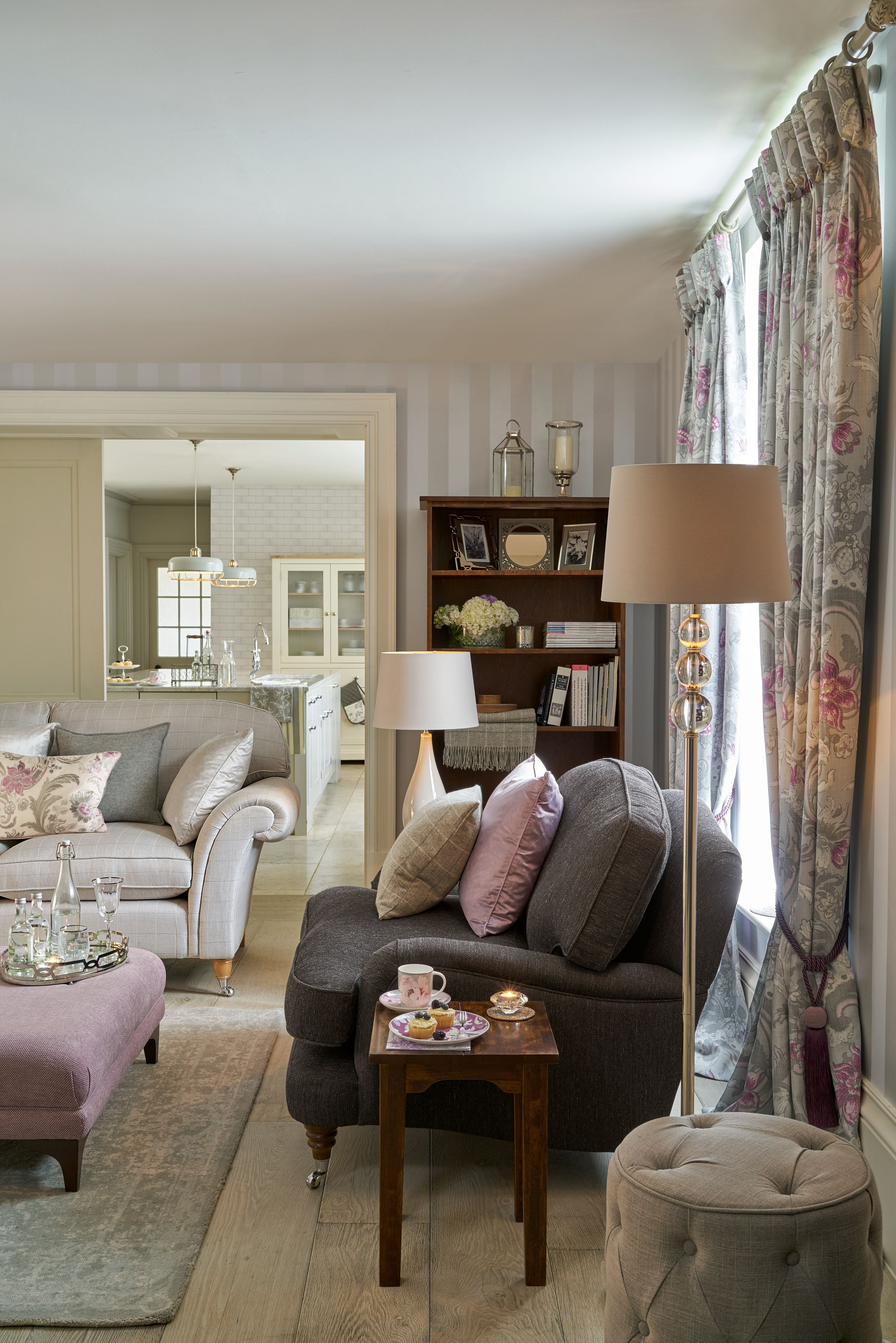Good Laura Ashley Baroque Home Collection