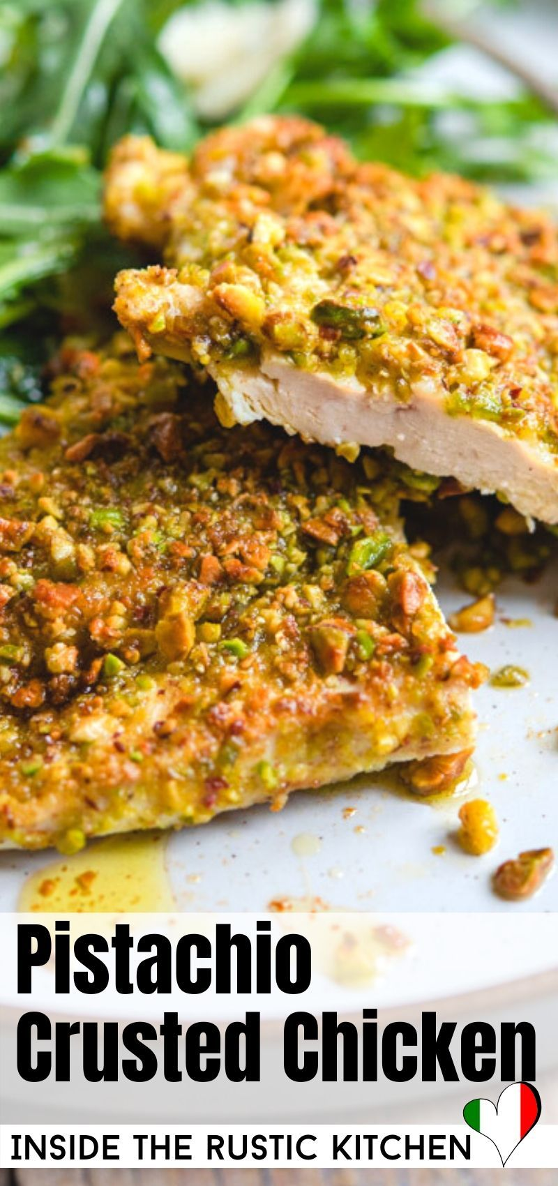 Photo of Pistachio Crusted Chicken