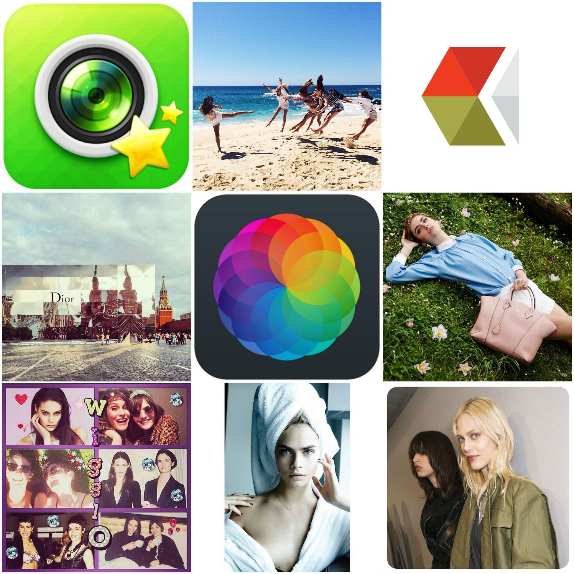 超強5大修圖App讓照片變成像雜誌內頁