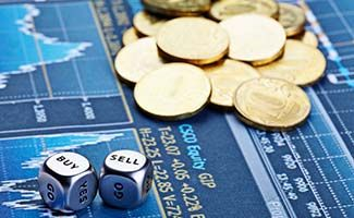 Trading crypto website organizer
