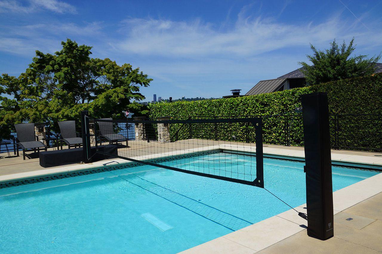 Hd2 Pool Volleyball Net Swimming Pool Designs Backyard Pool Luxury Swimming Pools