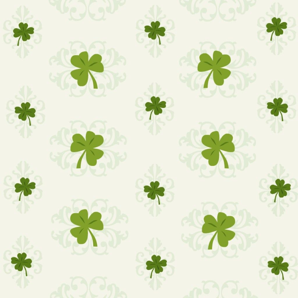 Free St Patrick S Day Scrapbook Papers