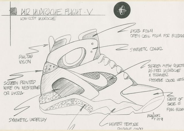 Fab Flight: The History of the Nike Air Flight Huarache