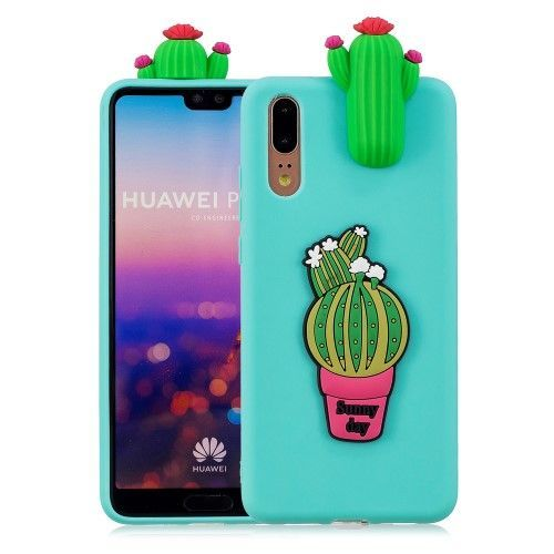 coque huawei p20 3d silicone