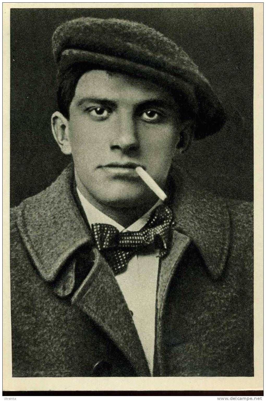 What anecdotes about Mayakovsky and Yesenin you know