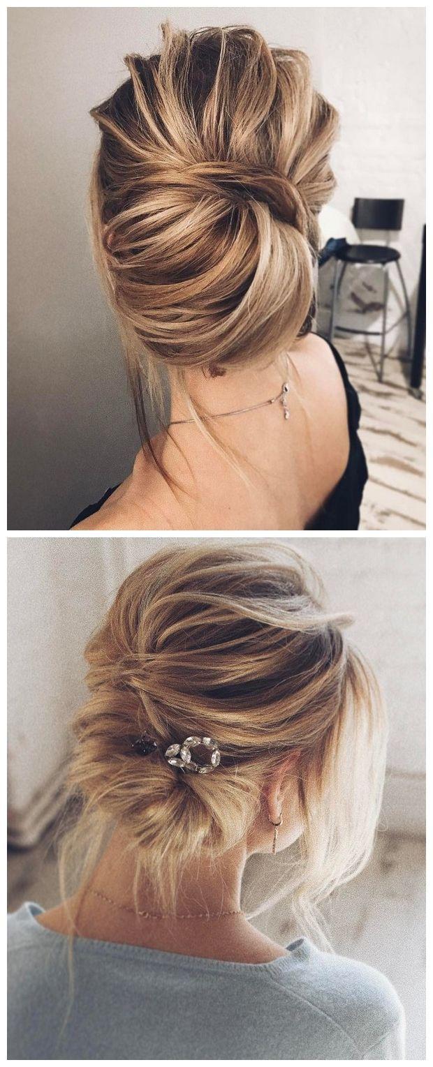 tonyastylist wedding updo hairstyles for bride #weddings