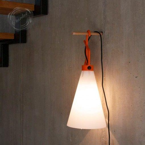 mayday orange lampe nomade flos luminaire vibert clairage flos les luminaires design. Black Bedroom Furniture Sets. Home Design Ideas