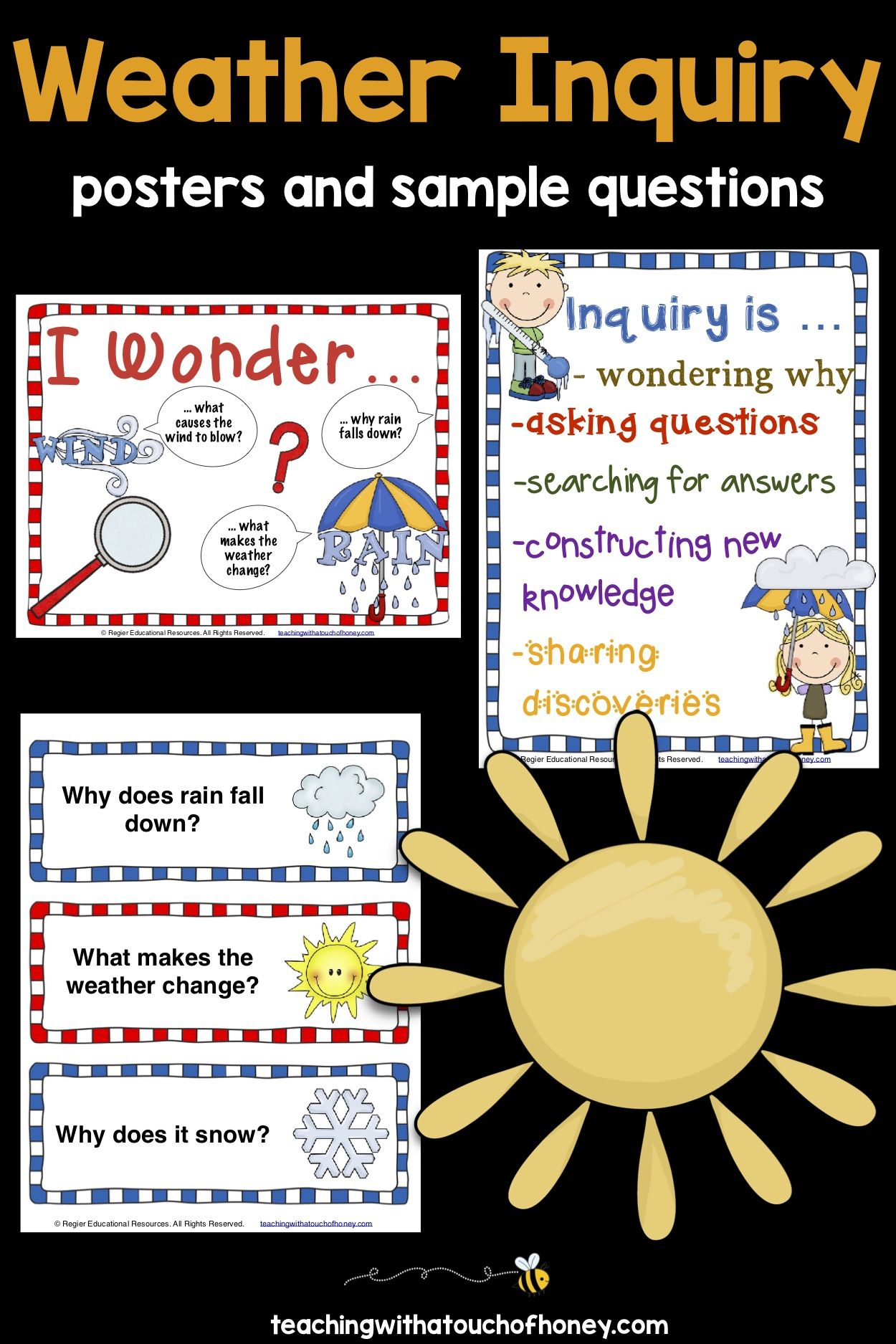 Inquiry Based Learning Projects