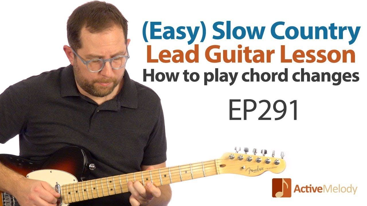 how to play blues guitar leads