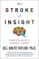 A true story. A Brain Scientist's Personal Journey of having a stroke. I found this book very interesting.