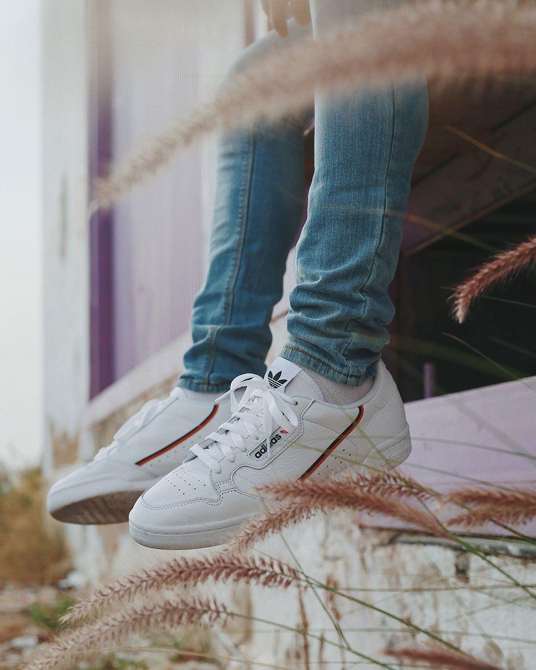 2zapatillas blancas hombre casual adidas