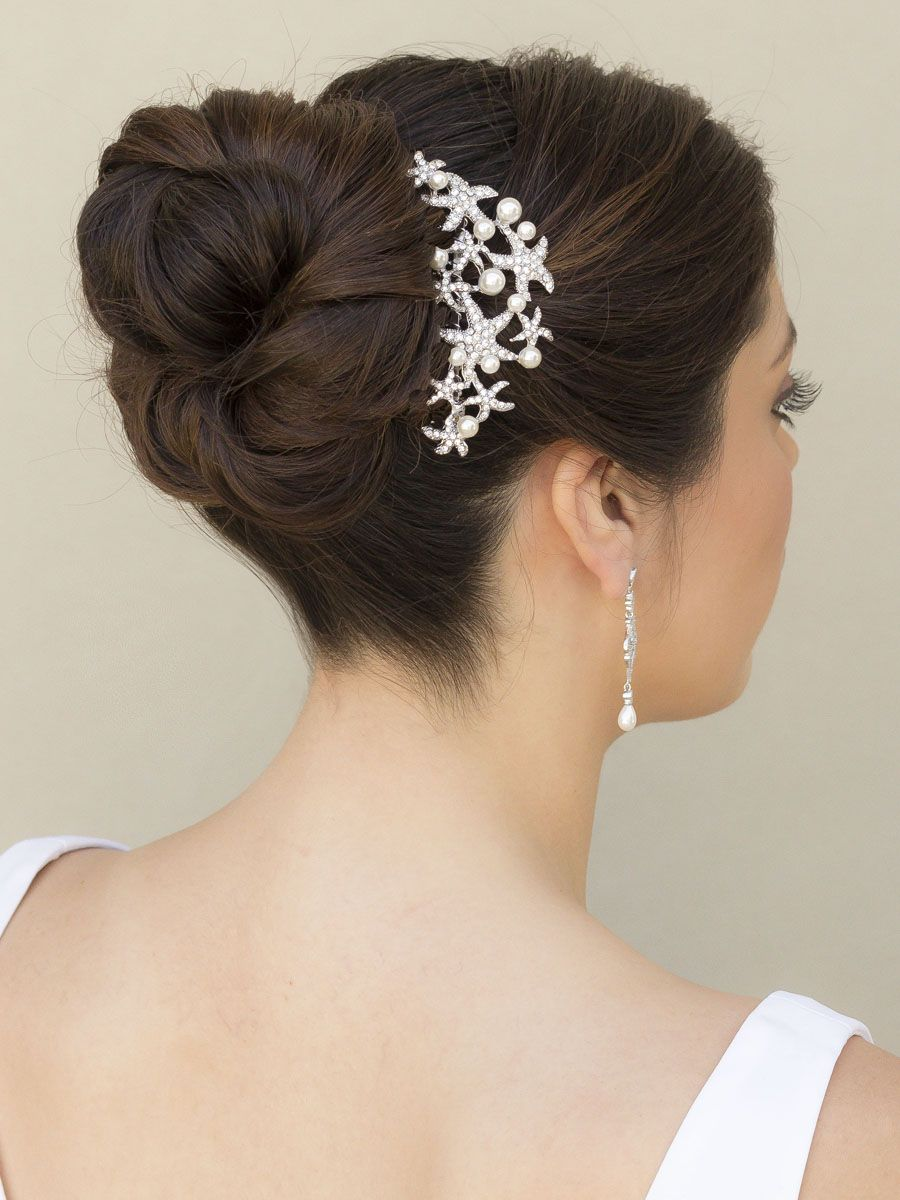 top 10 tips for choosing your bridal hair accessories   beach
