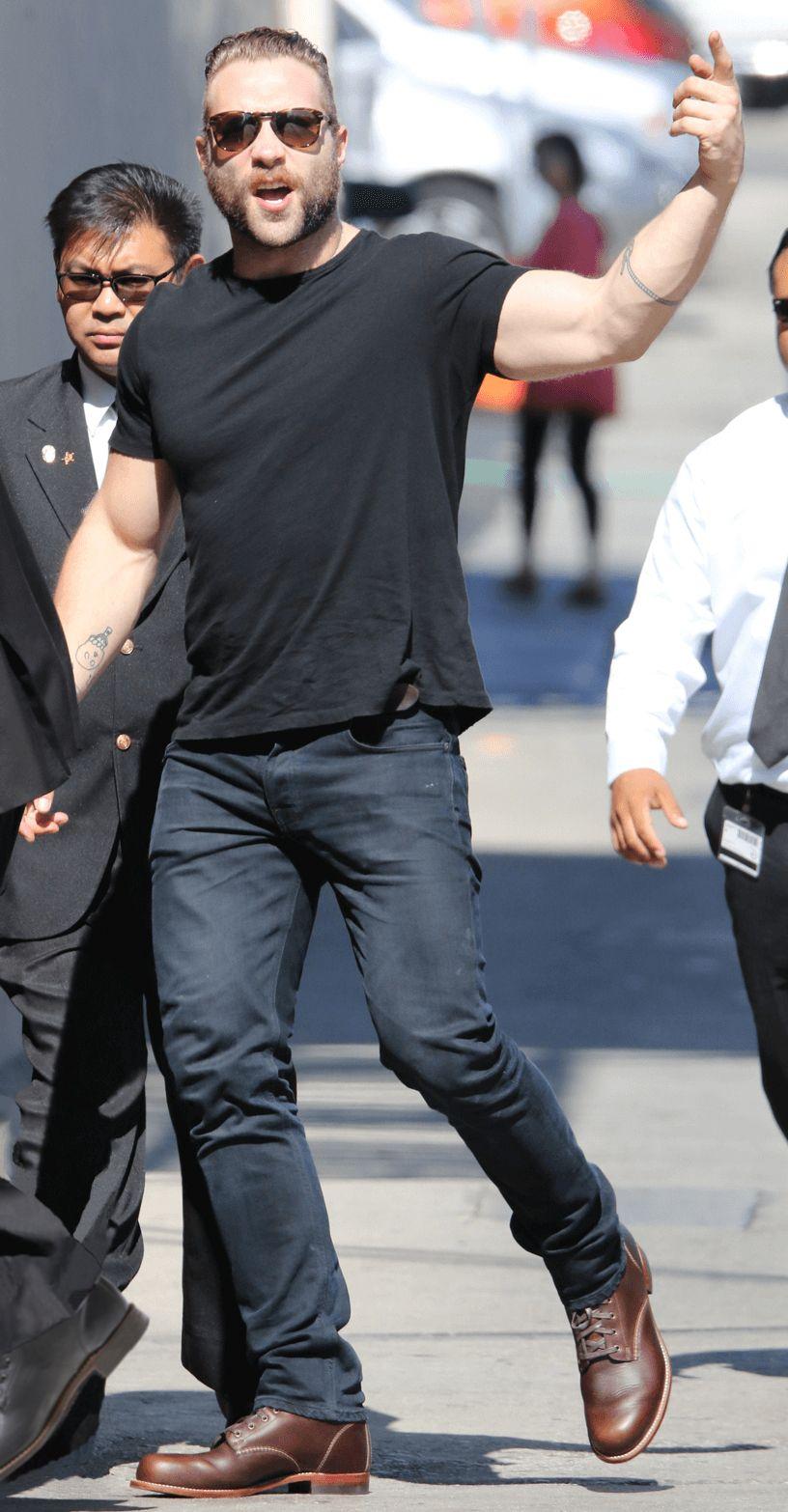 Jai Courtney Wolverine 1000 Mile Original Mens Trendy