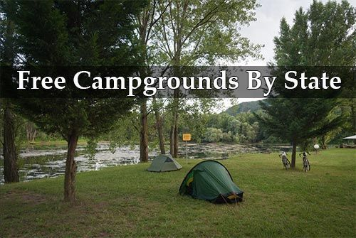 Free Campgrounds By State Have A Look At Even More By Visiting The Image Free Campgrounds Camping Fun Camping Locations