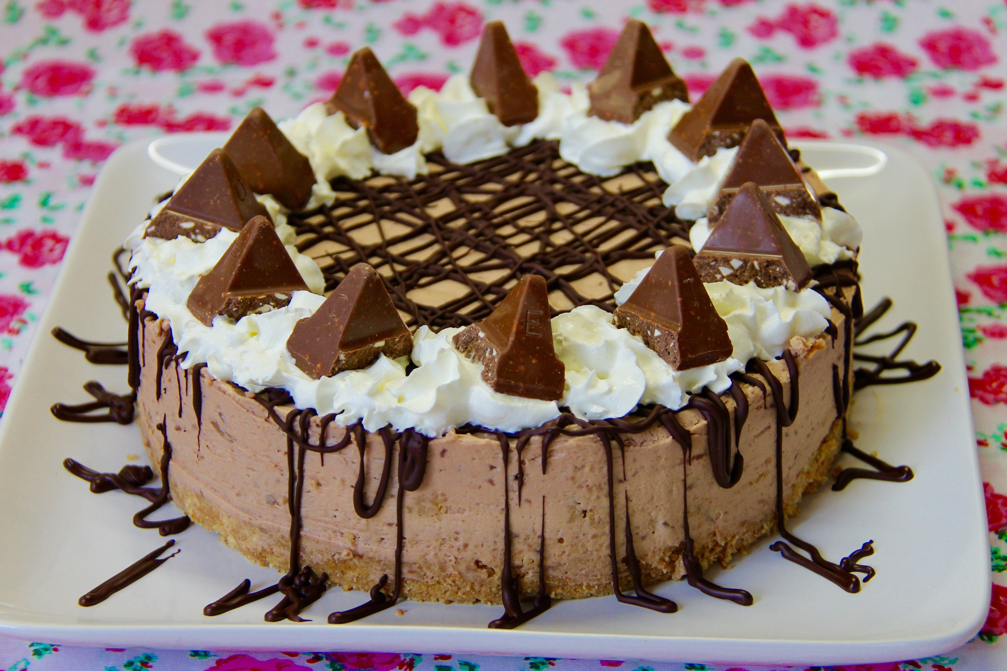 Jamie Oliver Vanilla Cheesecake Recipe: Malteser Cheesecake Recipe Jamie Oliver
